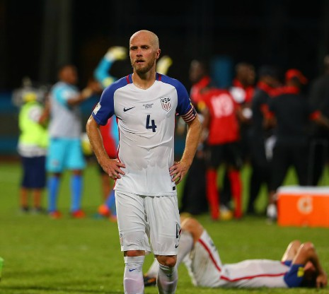 USA Failed to Qualify