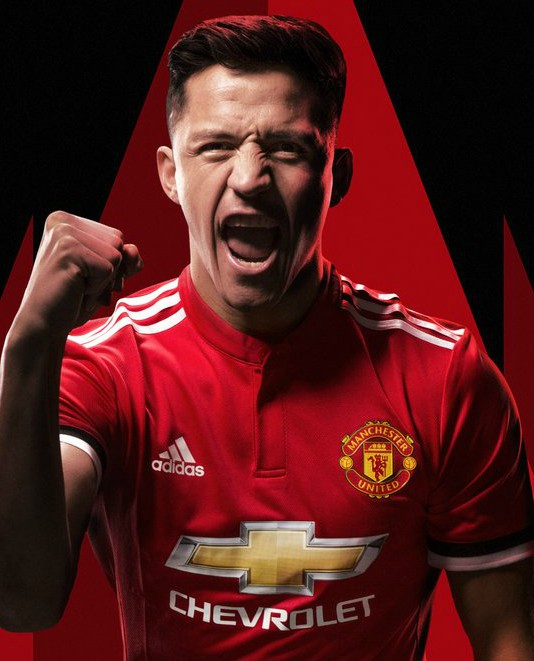 Alexis Manchester United