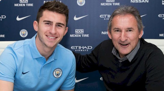 Aymeric Laporte Man City