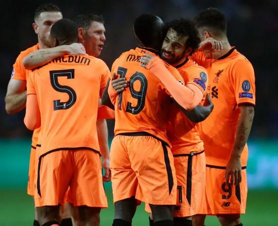 Liverpool Orange Kit Record