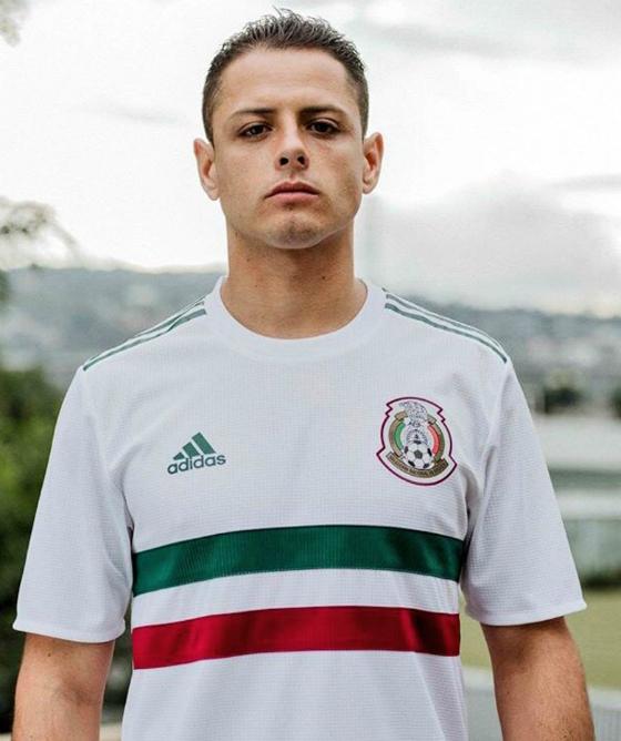 Hernandez Mexico Away Kit 2018