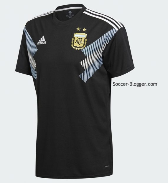 New Argentina Away Kit World Cup 2018
