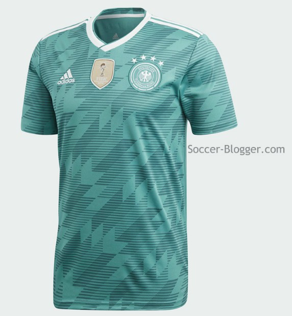 New Germany Away Kit 2018 World Cup