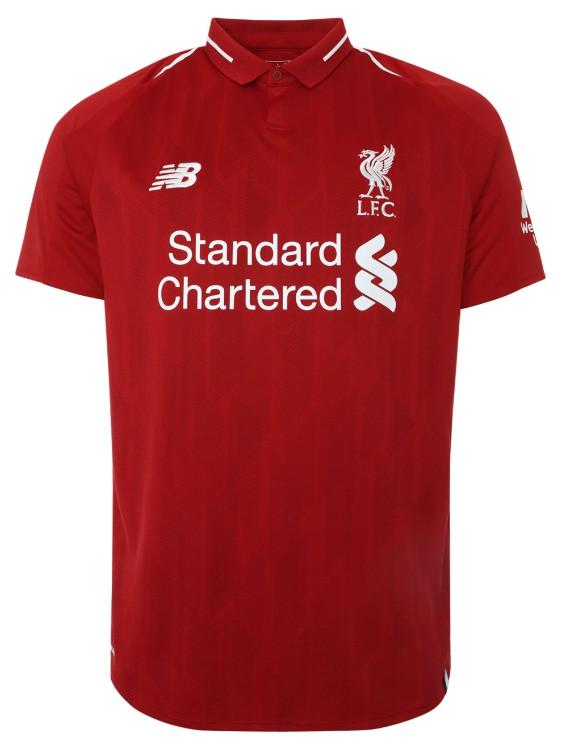 LFC New Shirt 18 19