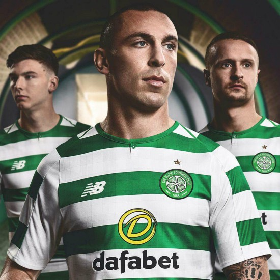 New Celtic Kit 18 19