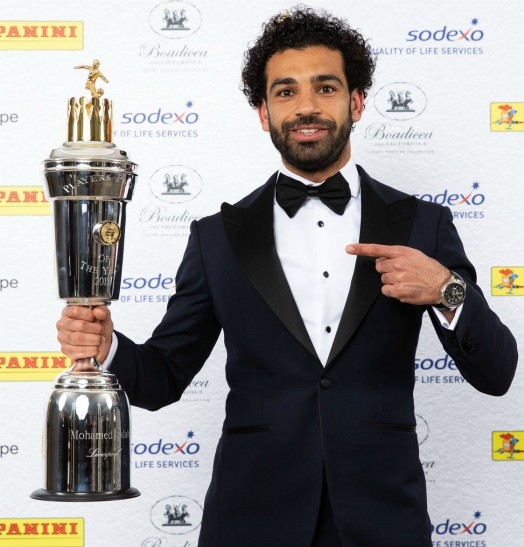 PFA Player of the Year 2018