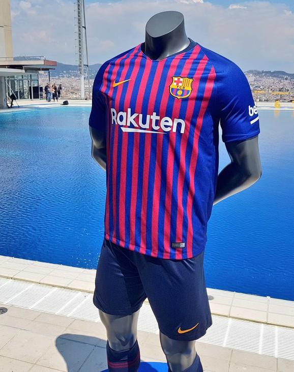 Barcelona New Shirt 2018 19