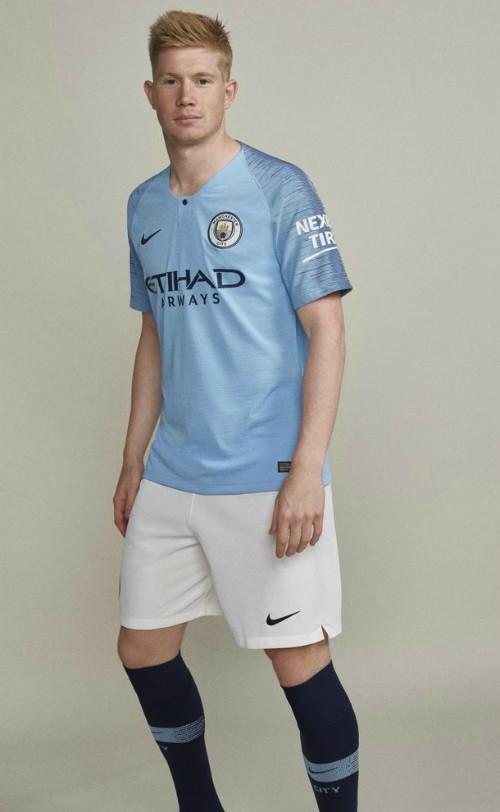 Man City New Shirt 2018 19