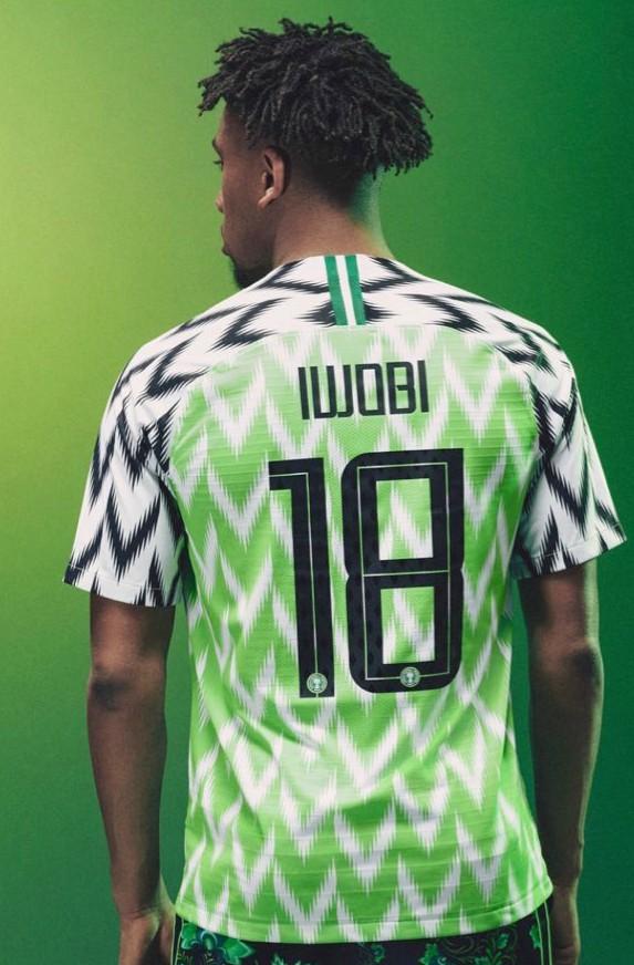 Iwobi Back