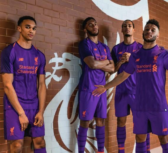 LFC 2018-2019 Away Jersey