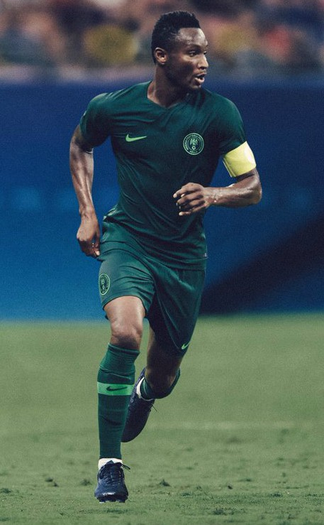 New Nigeria Away Kit WC 2018