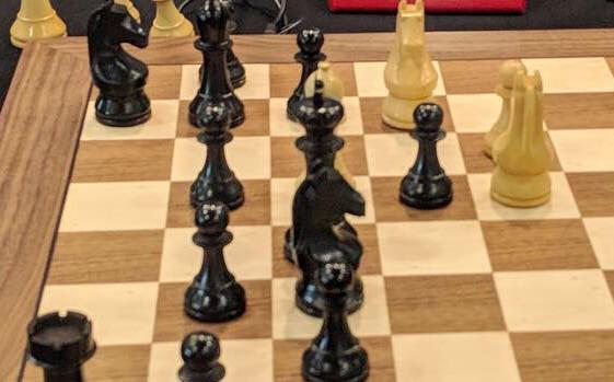 TAA vs Carlsen Knight Check