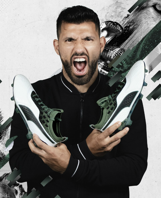 Aguero Attack Pack Cleats Puma 2018