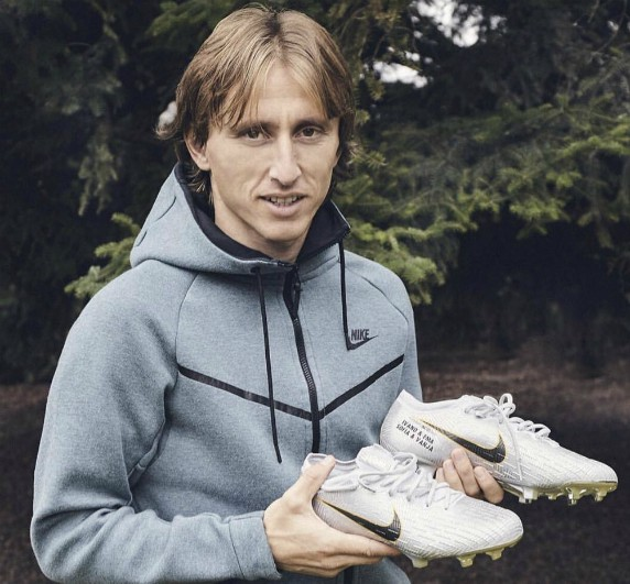 Luka Modric Special Ballon D'Or Boots 2018