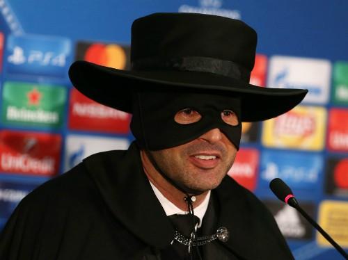 Paulo Fonseca Zorro