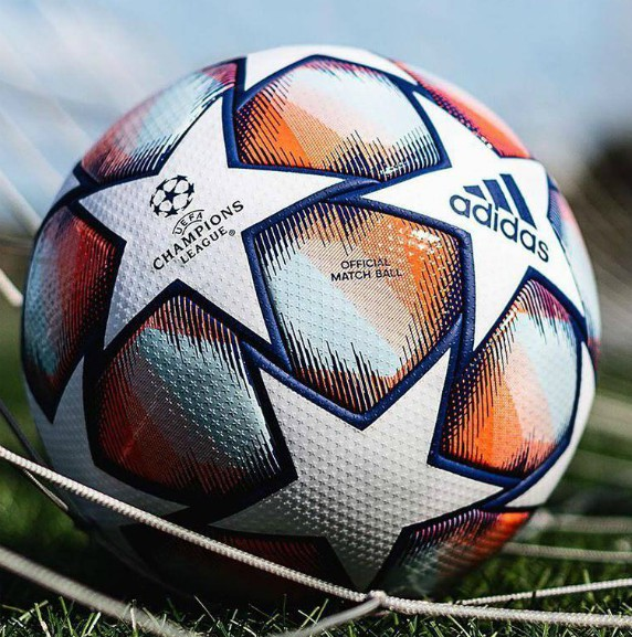 Official- New Adidas Champions League Match Ball 2020/21 ...