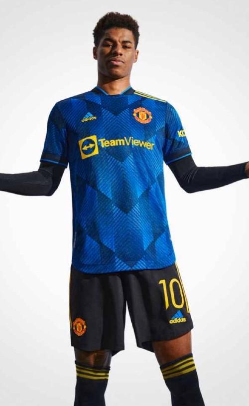 New MUFC Third Kit 2021-22